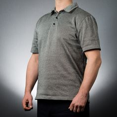 SlashPRO™ Slash Resistant Polo T-Shirts are made using Cut-Tex® PRO offering outstanding, tested and certified levels of cut, abrasion and tear resistance. Polo T Shirts, Upper Body, Polo Ralph Lauren, Mens Tops, Clothes, Fashion, Outfits, Moda, Polo Shirts