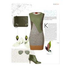 Anillo y Pendientes Hojas Collection AW14 100% Leather  http://eshop.dcuir.es