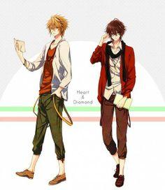 Toma & Shin