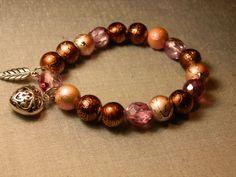 Autumn bracelet DIY / Podzimní náramek