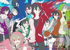 Kagerou Project - Mekakucity Actors - daze