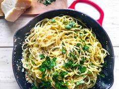 Spicy Carbonara Spaghetti  - Delish.com