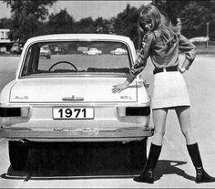 1971 Audi 80L