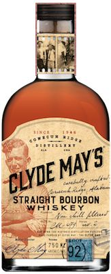 Conecuh Ridge Distillers has introduced Clyde May's Straight #Bourbon. | #Cheers Magazine