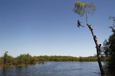 Free.Rio Xingu..Ueslei Marcelino...Reuters