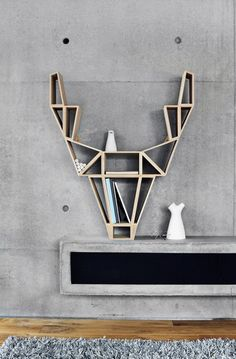 Wall shelves | Storage-Shelving | Deer shelf | BEdesign | Bette ... Check it out on Architonic