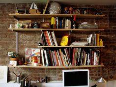 Damien Correll + Garrett Morin studio visit by [ PROCESS ], via Flickr