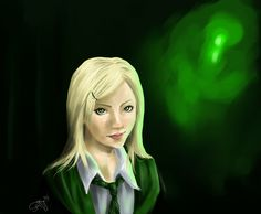 Daphne Greengrass by ~Safufu on deviantART