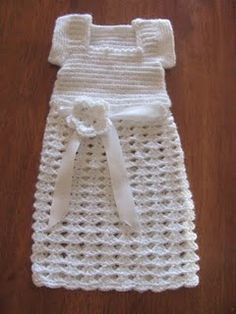 My Cuz is making this blessing dress for my neice!