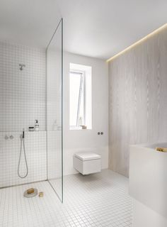 War Against The Bathroom of the Future - athomebyte Bathroom Seat, Bathroom Renos, Bathroom Layout, Remodel Bathroom, Large Bathrooms, Amazing Bathrooms, Modern Bathroom, White Bathroom, Bad Inspiration