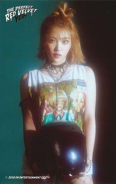 Red Velvet Album Repackage 'The Perfect Red Velvet' Concept Photo Seulgi, Sooyoung, South Korean Girls, Korean Girl Groups, Asian Music Awards, My Girl, Cool Girl, Divas, Red Velvet Photoshoot