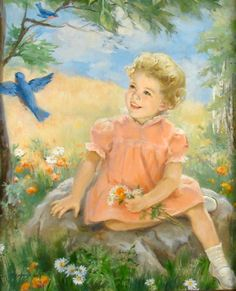 Ariane Beigneux (1918) Whenever I hear the song of a bird...