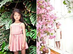Whimsically Bohemian Lookbooks - The Morley Kids Summer 2014 Collection is Cute and Stylish (GALLERY)