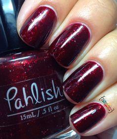 Pahlish An Caisteal Rudagh (My Nail Polish Obsession)