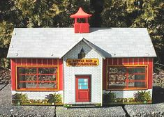 Little Red Schoolhouse front