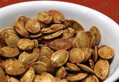 How To Use Pumpkin Seeds --> http://www.hgtvgardens.com/recipes/pumpkin-seed-recipes?soc=pinterest
