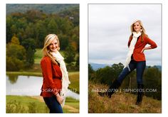 country girls senior pictures