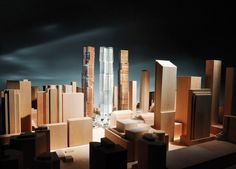Frank Gehry's Sky High Toronto | INTERNATIONAL ARCHITECTURE & DESIGN