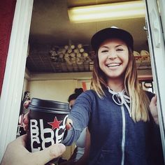 smiles & coffee  #brcb