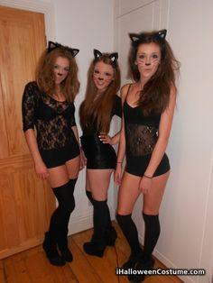 cat girls halloween costumes 2013 - Cat Costume Ideas Halloween