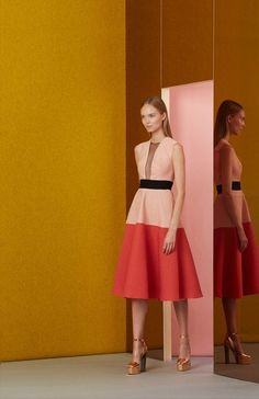 Lela Rose | Resort 2017 Collection | Vogue Runway