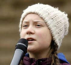 Climate Activist Greta Thunberg Nominated For Nobel Peace Prize - Swedish high school student has sparked a worldwide movement against global warming. New Scientist, Malala Yousafzai, Nobel Peace Prize, World Economic Forum, 16 Year Old, High School Students, Global Warming, Feminism, March
