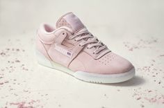 """size? and Reebok made a part II of their """"Pastels"""" pack"""