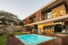 Residence in South Africa