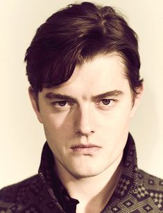 "Sam Riley as Thomas""Ben"" Benton Crowford"
