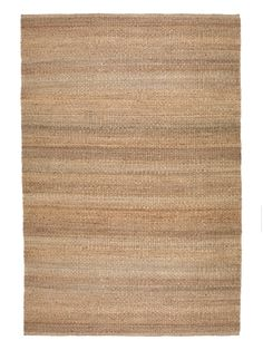 Simple, organic weave style available with carefully sewn turnover ends that frame the rug and offer clean contemporary lines.