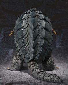 "Amazon.com: Bandai Tamashii Nations S.H.MonsterArts Gamera ""Gamera 2"" Figure: Toys & Games"
