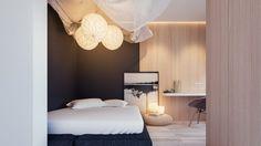 Apartment in Kraków by Yevhen Zahorodnii | HomeAdore