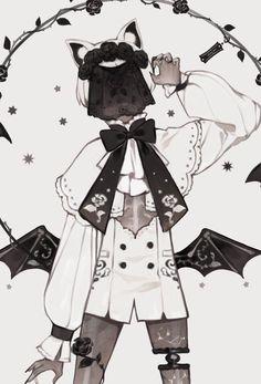 Twitter Game Character Design, Character Design Animation, Fantasy Character Design, Character Design Inspiration, Character Art, Minecraft Skins Aesthetic, Manga Anime, Anime Art, Dark Anime Guys