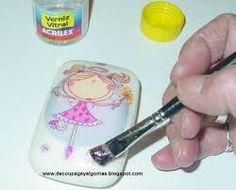 Resultado de imagen para como  hacer Muñeca de la cara con jabón paso a paso