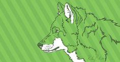 Wolf - 2014 [digital drawing]   More Artwork on MederMade.wordpress.com - Portfolio: KendraMeder.wordpress.com