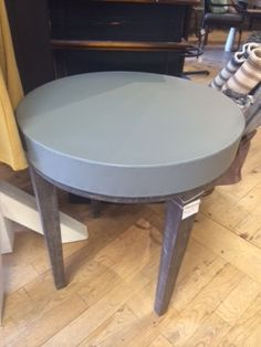 Awesome new side table has arrived at Massie Creek LLC located in Nisswa, MN www.massiecreek.com