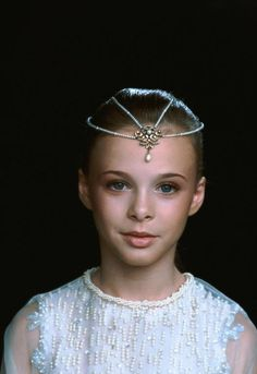 The childlike Empress from The Never-ending Story