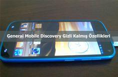 General Mobile Discovery gizli kalmış özellikler haberinde sizlere biraz telefonu kurcaladıktan sonra bulabileceğiniz özellikleri paylaşıyoruz.