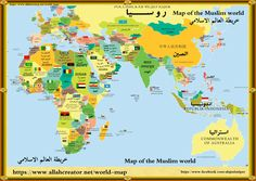 11 best Middle East map images on Pinterest in 2018 | Middle east ...