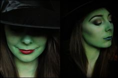 witch make up tutorial