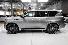 2014 Infiniti in Addison, IL Infiniti Qx 80, Sport Suv, Suv Trucks, Nissan Patrol, Cadillac Escalade, Luxury Cars, Dream Cars, 4x4, Automobile