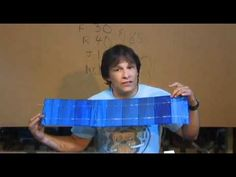 less than $1 a watt DIY MAKE YOUR OWN SOLAR PANEL (PART 1) excellent vid, but he accidentally attached the wire to the cells they were from instead of the next one down the row! oops lol