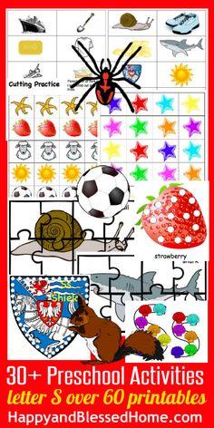 Number Names Worksheets free printables for teachers preschool : Search, Preschool worksheets and Preschool on Pinterest