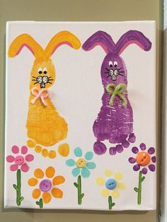 75 Fun and Affordable DIY Easter Crafts for Kids Preschool Children . - 75 fun and inexpensive DIY Easter crafts for kids preschoolers and toddlers - Daycare Crafts, Easter Crafts For Kids, Baby Crafts, Crafts To Do, Preschool Crafts, Crafts With Toddlers, Spring Toddler Crafts, Easter Crafts For Preschoolers, Easter Activities For Toddlers