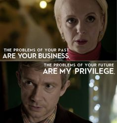 Ladies and gentlemen, Mr. John Watson, the most caring man in the known universe