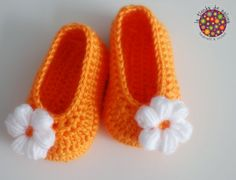 Crochet baby flats  Sizes 03 36 69 912 months  Made by palomapch, $18.00