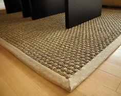 Biscayne in Natural.  #seagrass #sisalcarpet #curran #carpet #rug #sisalrug #design #interiordesign #curranfloor #flooring