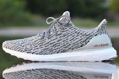 3a55f66ab47b5  mustcop  adidas Ultra Boost Turtle Dove by Dank Customs - MISSBISH