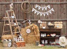 decorations for western party - Google Search