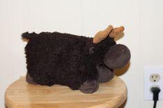 Baby Moose Pillow